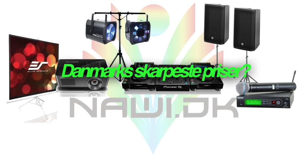 NAWI.DK Slider forside m tekst