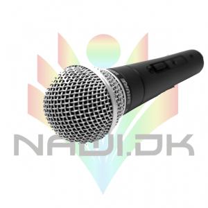 NAWI.DK Shure SM58