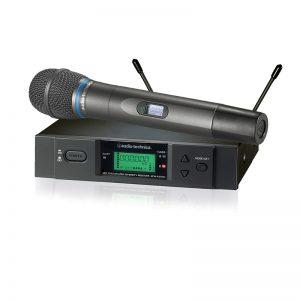 Trådløs mikrofon